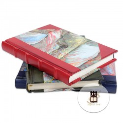 Colored leather classic journals