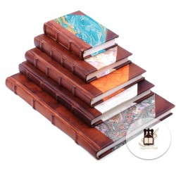 Quaderni classici pelle/carta