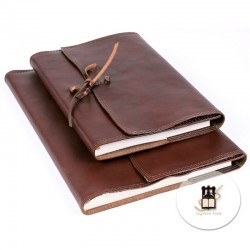 Refillable Medioevalis large journals