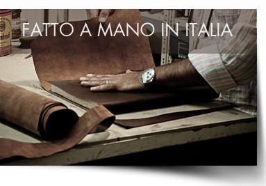 Fatto a mano in Italia